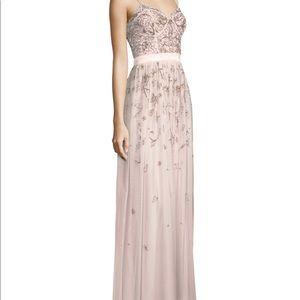 Aidan mattox gown size 6